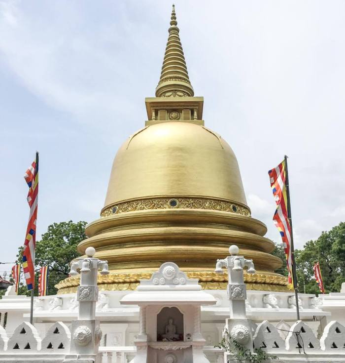 Golden Temple - Dambulla (3)